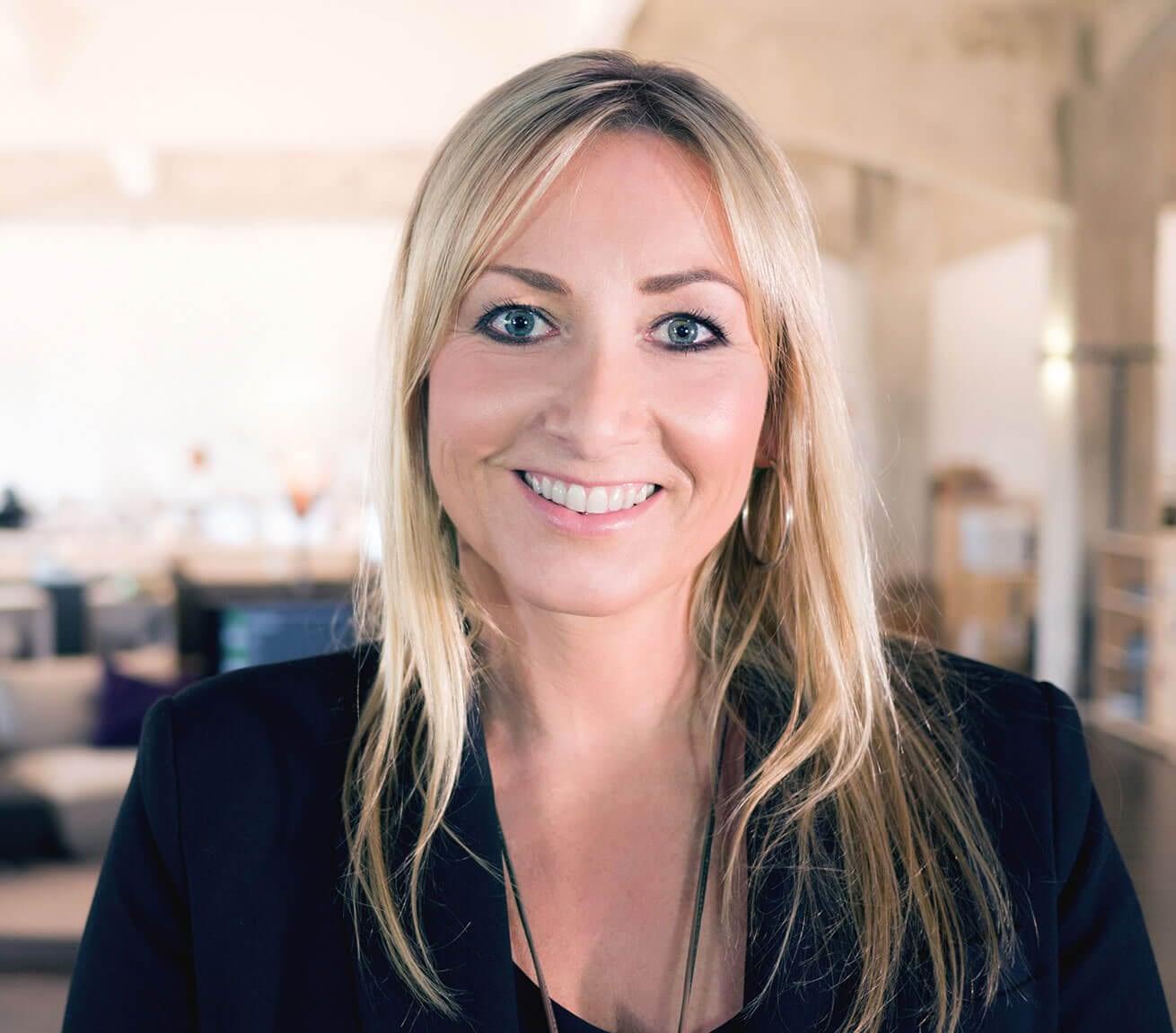 Christine Kulzer Head of Marketing Audio4Future
